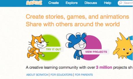 小学生のプログラミング何から?「Scratch」