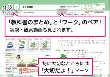 小学生の通信教育ポピーの動画解説