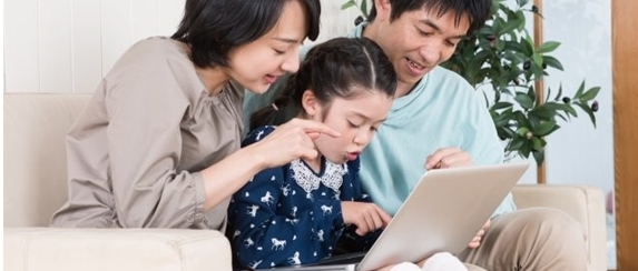 不登校になった小学生の自宅学習に②オンライン家庭教師