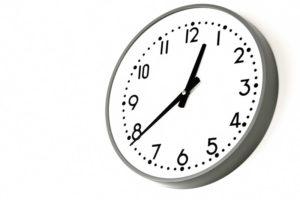 勉強と運動が両立できない原因②時間によるもの