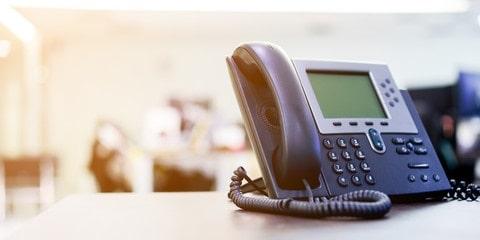 比較ポイント「電話対応」