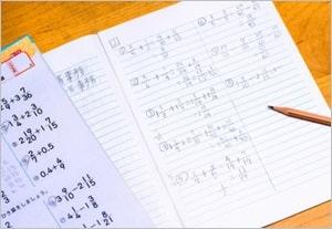 小学生の計算に特化した教材内容である