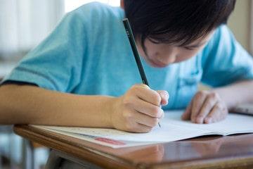 付録に気をとられず勉強に集中しやすい